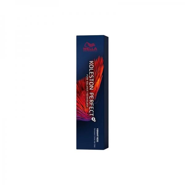 Vopsea de par permanenta Wella Professionals Koleston Perfect Me+ 77/43 , Blond Mediu Intens Rosu Auriu, 60 ml [0]
