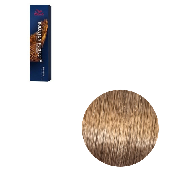Vopsea de par permanenta Wella Professionals Koleston Perfect Me+ 8/7 , Blond Deschis Castaniu, 60 ml 0