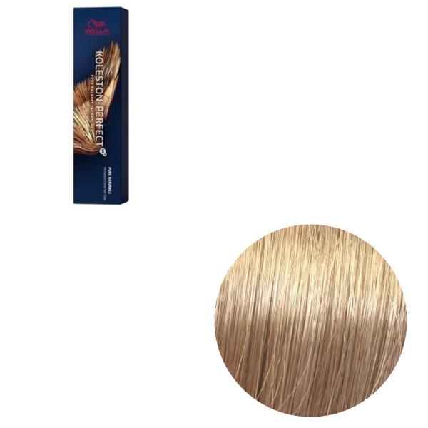 Vopsea de par permanenta Wella Professionals Koleston Perfect Me+ 9/01 , Blond Luminos Natural Cenusiu, 60 ml 0