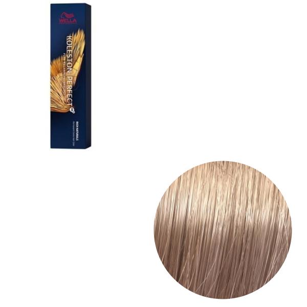 Vopsea de par permanenta Wella Professionals Koleston Perfect Me+ 9/16 , Blond Luminos Cenusiu Violet, 60 ml 0