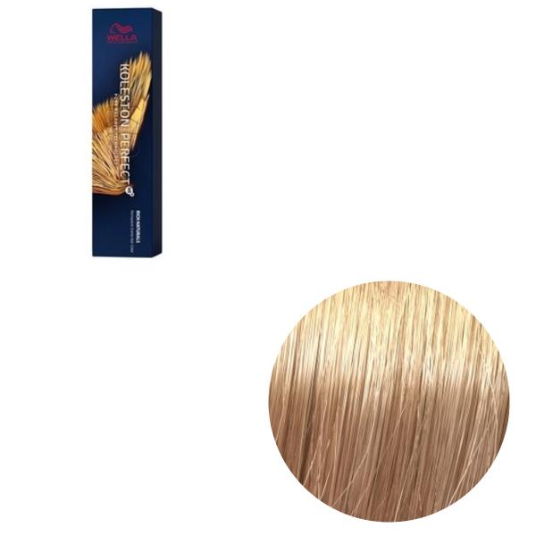 Vopsea de par permanenta Wella Professionals Koleston Perfect Me+ 9/31 , Blond Luminos Auriu Cenusiu, 60 ml [0]
