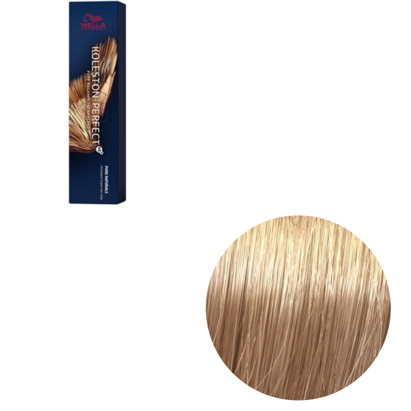 Vopsea de par permanenta Wella Professionals Koleston Perfect Me+ 99/0 , Blond Luminos Intens Natural, 60 ml 0