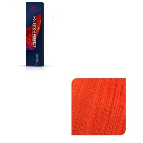 Vopsea de par permanenta Wella Professionals Koleston Perfect Me+ 99/44 , Blond Luminos Intens Rosu Intens, 60 ml [0]