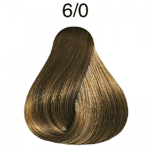 Vopsea de par semi-permanenta Wella Professionals Color Touch 6/0, Blond Inchis, 60 ml 0