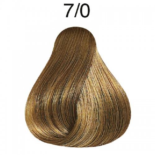 Vopsea de par semi-permanenta Wella Professionals Color Touch 7/0, Blond Mediu, 60 ml 0