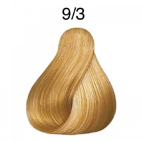 Vopsea de par semi-permanenta Wella Professionals Color Touch 9/36, Blond Luminos Auriu Mahon, 60 ml [0]