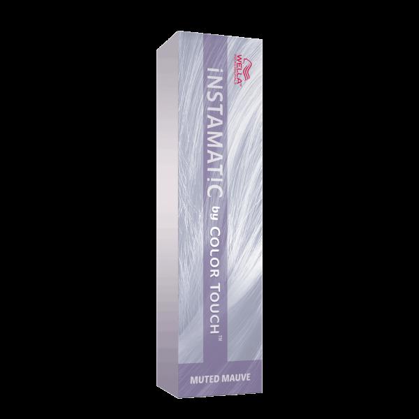 Vopsea de par semi-permanenta Wella Professionals Color Touch Instamatic Muted Mauve, 60 ml [0]