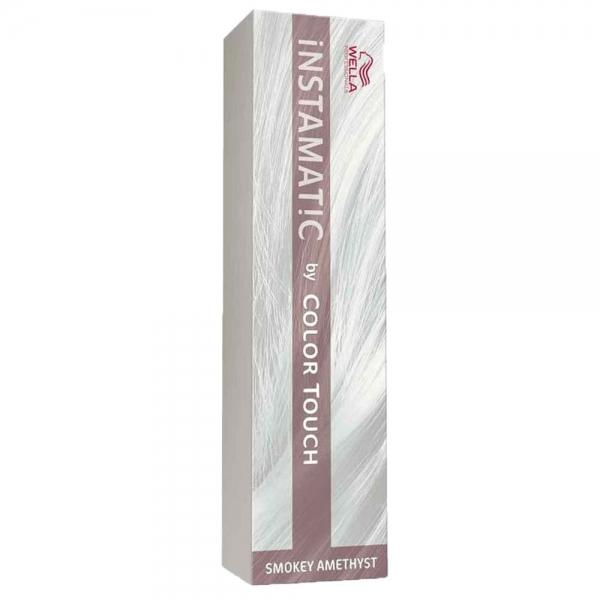 Vopsea de par semi-permanenta Wella Professionals Color Touch Instamatic Smokey Amethyst, 60 ml [0]
