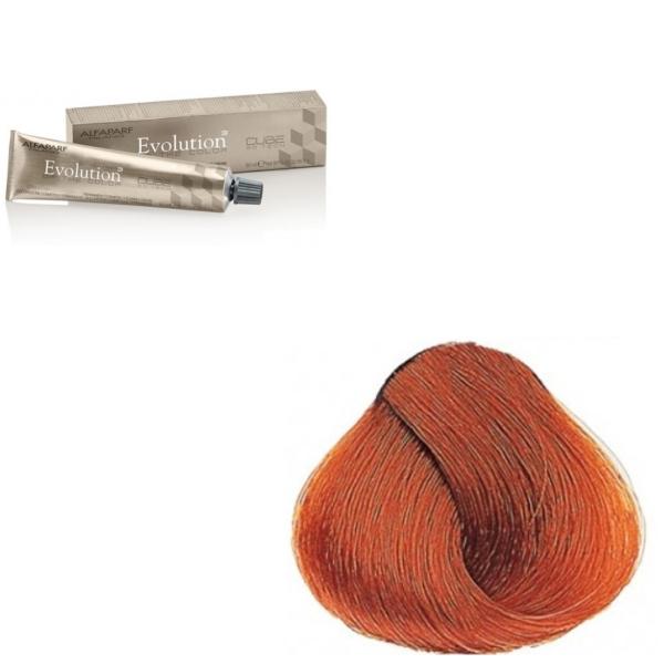 Vopsea permanenta Alfaparf Evolution of the Color  CUBE Nr.7.34 ,60ml [0]