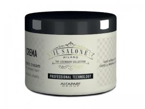 Masca pentru par normal sau uscat Alfaparf Salone Iconic Cream, 500 ml