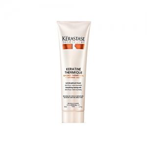 Tratament leave-in pentru netezire cu protectie termica Kerastase Discipline Keratine Thermique, 150 ml [0]
