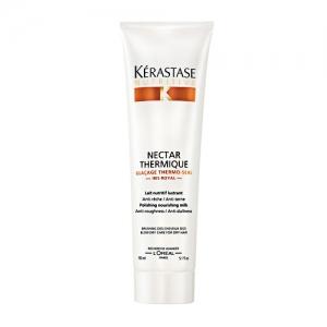 Tratament leave-in cu protectie termica pentru par uscat Kerastase Nutritive Nectar Thermique, 150 ml0