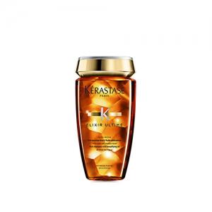 Sampon pentru par cu fir gros Kerastase Elixir Ultime Bain Oleo Riche, 250 ml0
