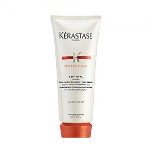 Tratament nutritiv pentru par normal sau uscat Kerastase Nutritive Irisome Lait Vital, 200 ml0