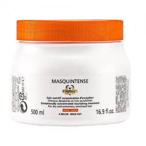 Masca pentru par cu fir gros Kerastase Nutritive Irisome Masquintense Cheveux Epais, 500 ml [1]