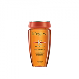 Sampon pentru par uscat si rebel Kerastase Nutritive Bain Oleo Relax, 250 ml1