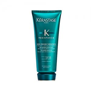 Tratament pentru par degradat Kerastase Resistence Soin Premier Therapiste, 200 ml0