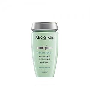 Sampon pentru scalp gras Kerastase Specifique Bain Divalent, 250 ml1