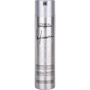Fixativ cu mentinere lejera L`Oreal Professionnel Infinium Pure Soft, 500 ml