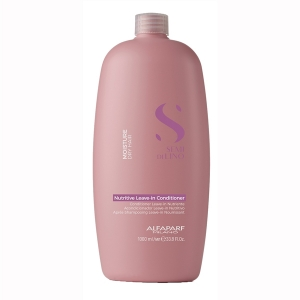 Balsam de hidratare fara clatire Alfaparf Semi di Lino Moisture Nutritiv Leave-in Conditioner, 1000 ml