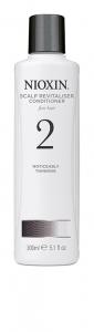 Balsam impotriva caderii parului Nioxin System 2 Scalp Revitaliser, 300 ml1