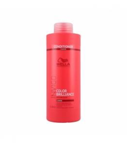 Balsam pentru par vopsit cu fir gros Wella Professionals Invigo Brilliance, 1000 ml0