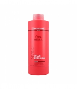 Balsam pentru par vopsit cu fir gros Wella Professionals Invigo Brilliance, 1000 ml1