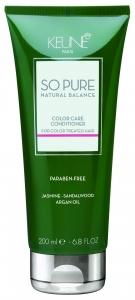 Balsam tratament pentru ingrijirea parului colorat Keune So Pure Color Care, 200ml1