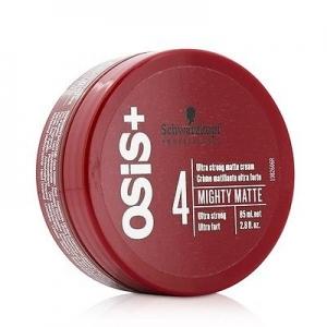 Ceara crema matifianta Schwarzkopf Style Osis+ Mighty Matte, 85 ml1