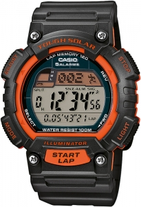 Ceas barbatesc Casio Illuminator Solar Powered STL0