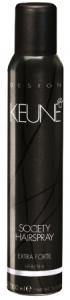 KEUNE Society Hairspray - Lac fixativ extra forte, 300 ml1