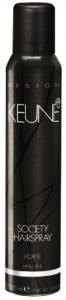 KEUNE Society Hairspray - Lac fixativ forte, 300 ml0
