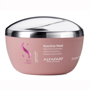 Masca pentru hidratare fara sulfati Alfaparf Semi di Lino Moisture Nutritive Mask, 200 ml [1]