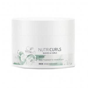Masca pentru par cret/ondulat Wella Professionals Nutricurls Curls&Waves, 150 ml1