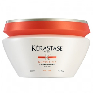 Masca pentru par cu fir gros Kerastase Nutritive Irisome Masquintense Cheveux Epais, 200 ml [2]