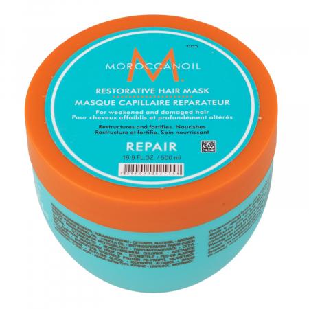 Masca  pentru par degradat Moroccanoil Restorative Hair Mask, 500 ml