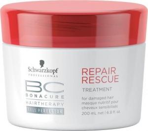 Masca tratament reparator Schwarzkopf Bonacure Repair Rescue 200 ml0