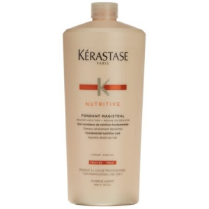 Balsam pentru par foarte uscat Kerastase Nutritive Fondant Magistral, 1000 ml