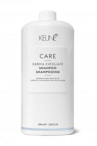 Sampon anti-matreata Keune Care Derma Exfoliate, 1000 ml