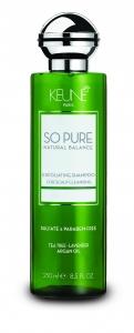 Sampon anti-matreata Keune So Pure Color Exfoliating, 250ml1