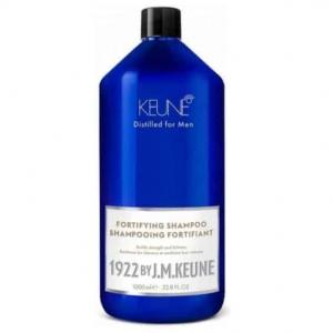 Sampon barbati anti-caderea parului Keune 1922 Fortifying Shampoo, 1000 ml