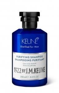 Sampon barbati anti-matreata Keune 1922 Purifying Shampoo, 250 ml