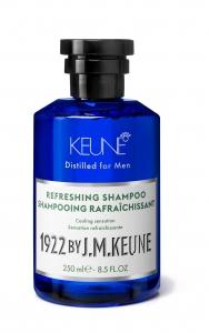 Sampon barbati revigorant Keune 1922 Refreshing Shampoo, 250 ml