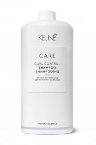 Sampon cu cheratina pentru reactivarea buclelor Keune Care Curl Control, 1000 ml