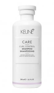 Sampon cu cheratina pentru reactivarea buclelor Keune Care Curl Control, 300 ml