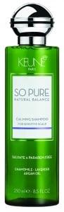 Sampon cu efect calmant pentru scalp sensibil Keune So Pure Calming, 250ml0