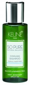 Sampon cu efect racoritor Keune So Pure Cooling, 50ml0
