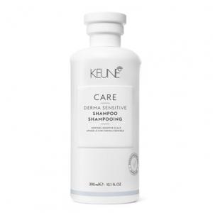 Sampon fara sulfati pentru scalp sensibil sau alergic Keune Care Derma Sensitive, 300 ml