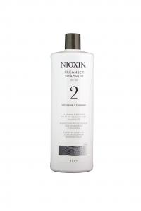 Sampon impotriva caderii parului Nioxin System 2 Cleanser, 1000 ml0