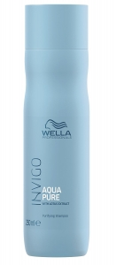 Sampon impotriva excesului de sebum Wella Professionals INVIGO Balance Aqua Pure, 250 ml 1